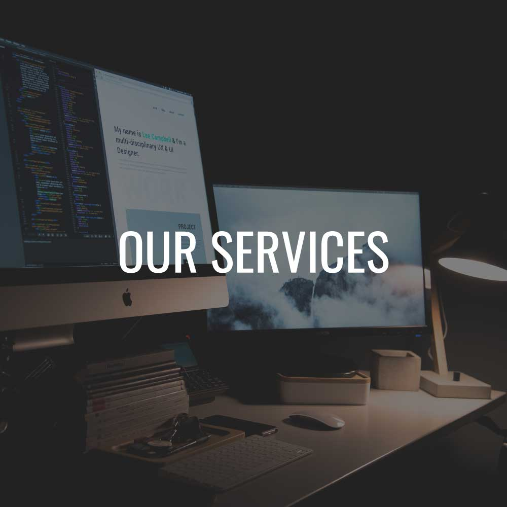computer with our services